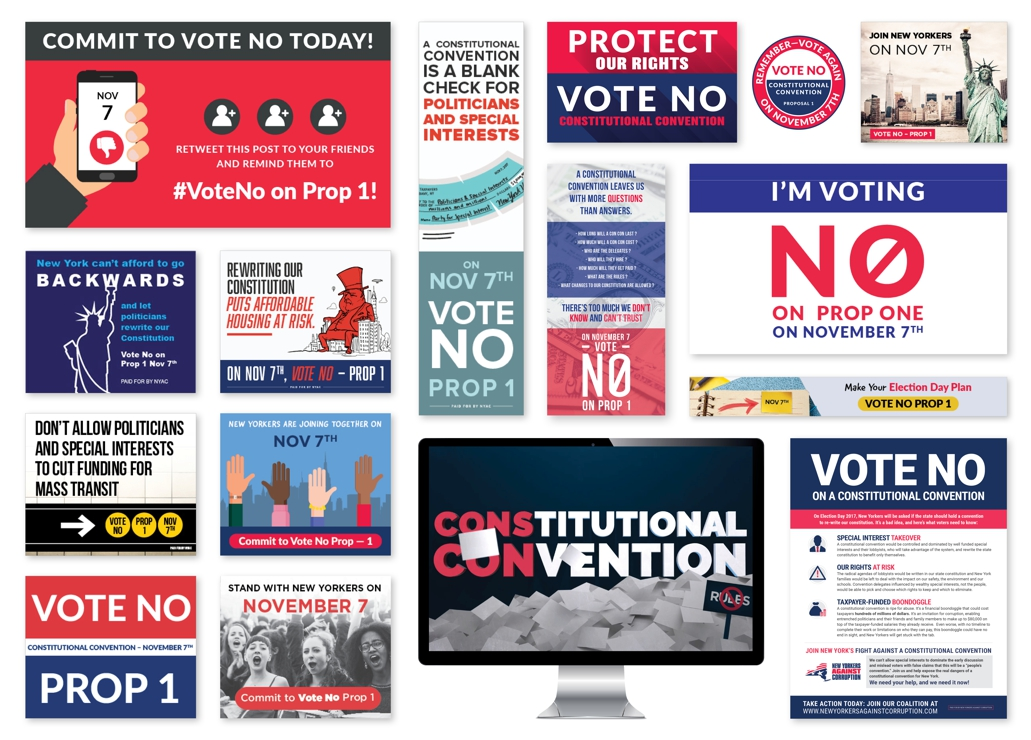 NY Ballot Initiative: New Yorkers Against Corruption