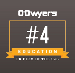 Citing Industry-Leading Innovation, Kivvit Named Top Education PR Firm in the United States by O'Dwyers